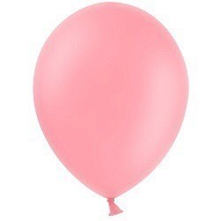 """Латексный воздушный шар 30 см """"Ярко-розовый"""" - фото 4731"""