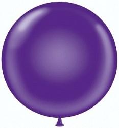 """Воздушный шар гигант """"Фиолетовый"""" - фото 4904"""