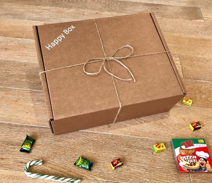 "Подарочный набор ""Happy Box"" Lite - фото 5207"