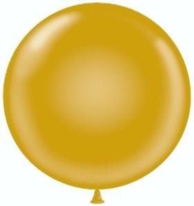 """Воздушный шар гигант """"Золото"""" - фото 5356"""