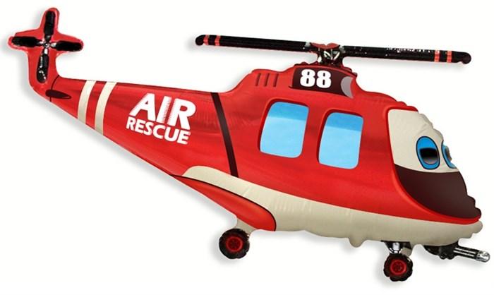 Воздушный шар Вертолет-спасатель - фото 5388