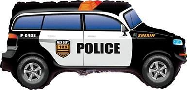 """Воздушный шар """"Полицейская машина"""" - фото 5396"""