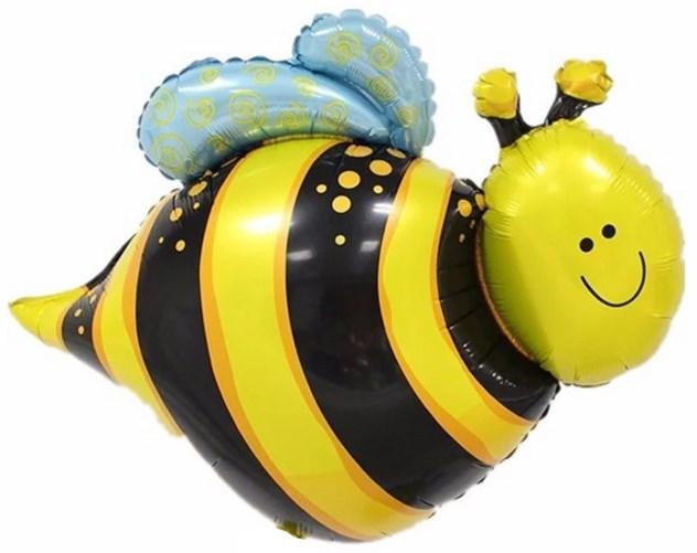 """Воздушный шар """"Весёлая пчела"""" - фото 5407"""