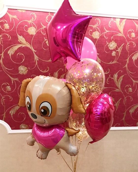 """Воздушные шары для детей """"Щенячий патруль"""" - фото 5458"""