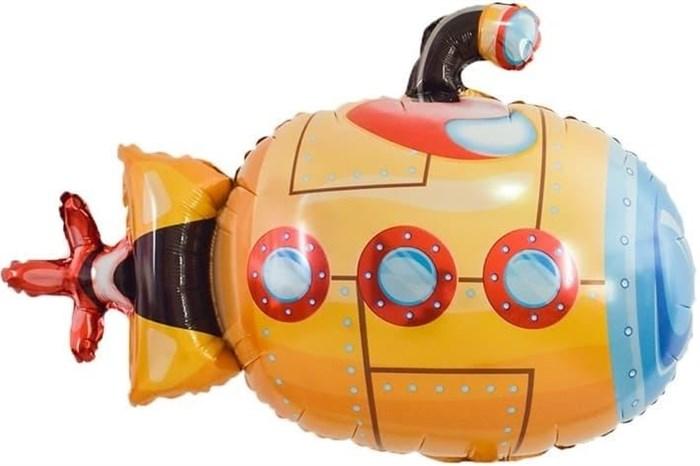 """Воздушный шар """"Подводная лодка"""" - фото 5746"""