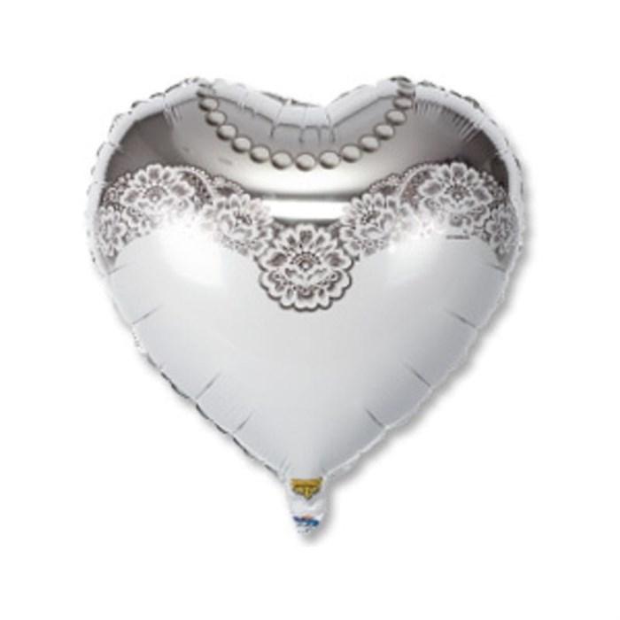 """Воздушный шар на свадьбу """"Невеста"""" - фото 5773"""