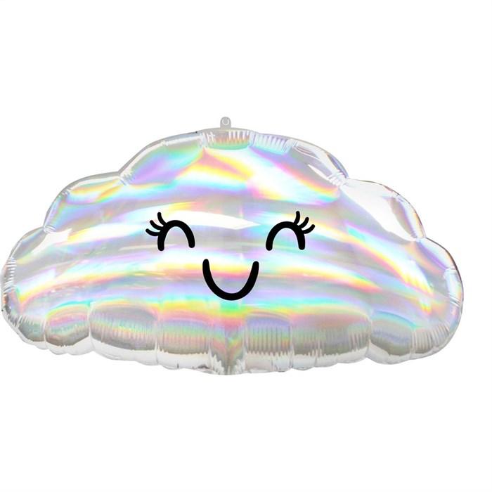 """Воздушный шар """"Облако с глазами"""" - фото 6444"""