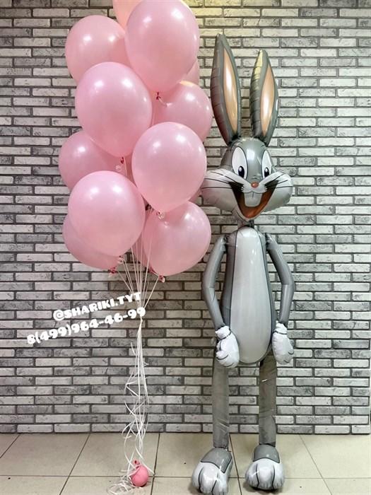 """Набор воздушных шаров с  """"Багз Банни"""" - фото 6681"""