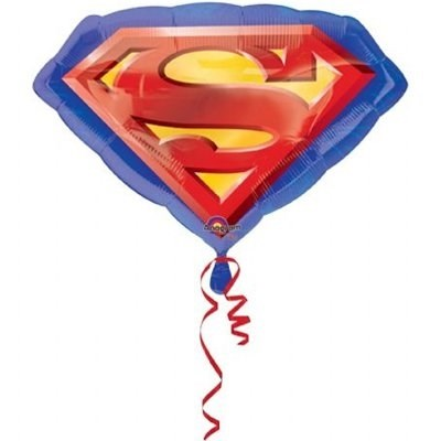 "Шар ""Знак Супермена"" - фото 6717"