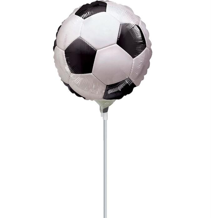 Футбольный мяч на палочке - фото 7420
