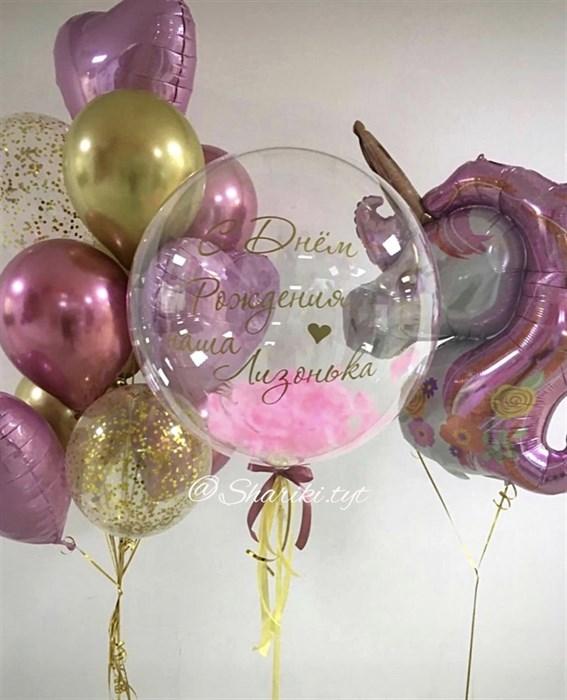 Набор воздушных шаров «Сказочное настроение» - фото 7570