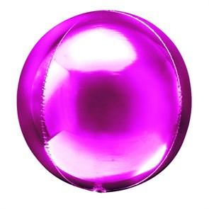 Фольгированный воздушный шар 3D сфера (Фуше)
