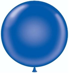 "Воздушный шар гигант ""синий"""