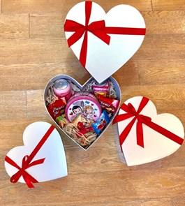 """Подарочный набор в виде сердца """"LOVE MAXI"""""""