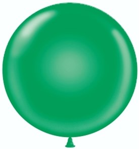 """Воздушный шар гигант """"Зелёный"""""""
