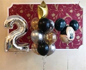 Воздушные шары для детей с Микки Маусом