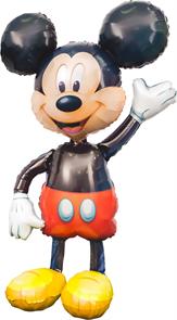 Ходячая фигура Микки Маус (132 см)