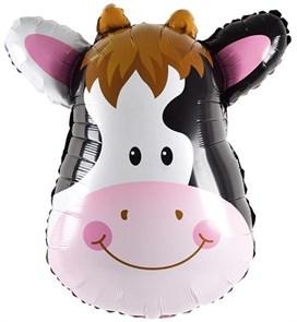 """Воздушный шар """"Голова коровы"""""""