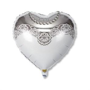 """Воздушный шар на свадьбу """"Невеста"""""""
