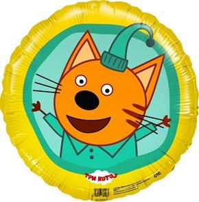 """Воздушный шар Три кота """"Компот"""""""