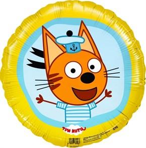 """Воздушный шар Три кота """"Коржик"""""""