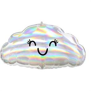 """Воздушный шар """"Облако с глазами"""""""