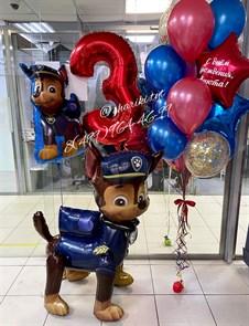 Набор воздушных шаров «Щенячий патруль»