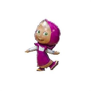 Воздушный шар девочка Маша