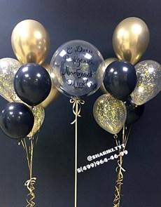 Набор воздушных шаров  «Любимому»