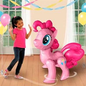 """Ходячая фигура """"Милая пони Пинки Пай"""" 119 см  в упаковке"""