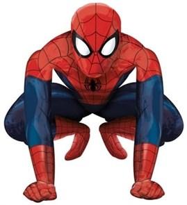 Ходячая фигура Человек паук  в упаковке