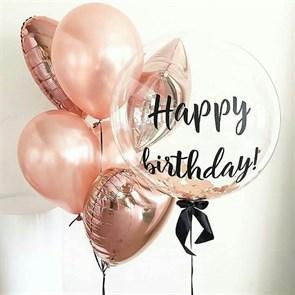 Воздушные шарики на день рождения «Сюрприз»
