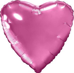 """Воздушный шар большое сердце """"Пион"""""""