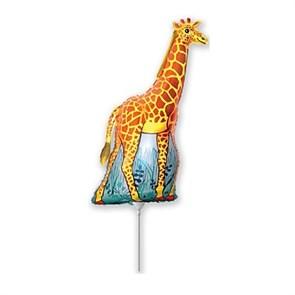 """Шарик на палочке """"жираф"""""""