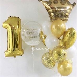 Набор воздушных шаров «Королевство»
