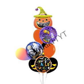 Воздушные шары на Хэллоуин «Мистика»