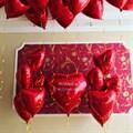 Композиция из воздушных шаров для любимой на 14 февраля - фото 4726