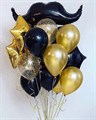 """Воздушные шары для мужчины """"Брутал"""" - фото 4950"""