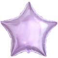 """Воздушный шар звезда 46 см """"Сиреневый"""" - фото 4960"""