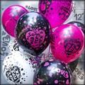 Воздушные шары на девичник - фото 5029