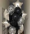 """Букет из воздушных шаров на праздник """"классика"""" - фото 5053"""
