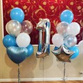 Воздушные шарики на день рождения №30 - фото 5056