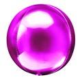 Фольгированный воздушный шар 3D сфера (Фуше) - фото 5118