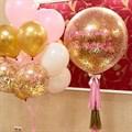 """Композиция воздушный шаров """"Для принцессы"""" - фото 5440"""