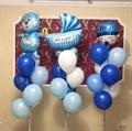 Набор воздушных шаров на выписку из роддома - фото 5469