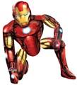 Ходячая фигура Железный человек - фото 5515