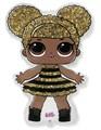 """Шар """"Кукла LOL""""  Сияющая королева - фото 5704"""