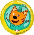 "Воздушный шар Три кота ""Компот"" - фото 5945"