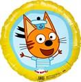 "Воздушный шар Три кота ""Коржик"" - фото 5948"