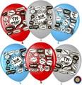 """Воздушные шары с хэштегами """"Сторис"""" - фото 6225"""